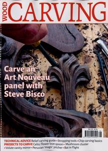 Woodcarving Magazine NO 178 Order Online