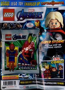 Lego Superhero Legends Magazine Issue AVENGERS 3