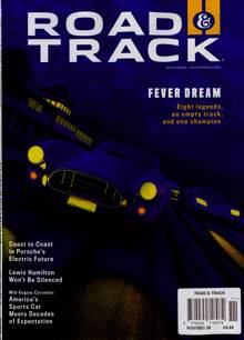 Road & Track (Usa)  Magazine NOV-DEC Order Online