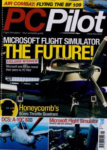 Pc Pilot Magazine JAN-FEB Order Online