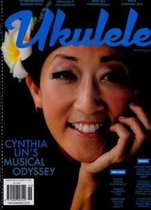 Ukulele Magazine Issue UKULELEWIN