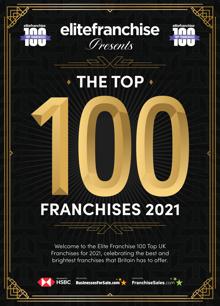 Elite Franchise Top 100 Magazine 100 2021 Order Online