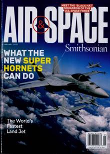 Air And Space Magazine JAN 21 Order Online