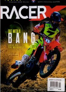 Racer X Illustrated Magazine JAN 21 Order Online