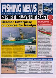 Fishing News Magazine 21/01/2021 Order Online