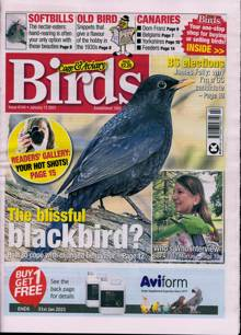 Cage And Aviary Birds Magazine 13/01/2021 Order Online