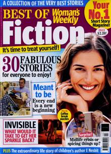Womans Weekly Fiction Magazine FEB 21 Order Online