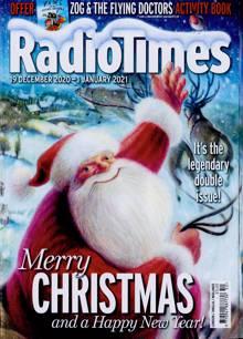 The Christmas Radio Times Edition Magazine 2020 Order Online