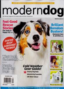 Modern Dog Magazine WINTER Order Online
