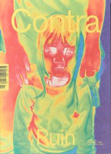 Contra Journal - Giles Price Cover Magazine #3 Giles  Order Online