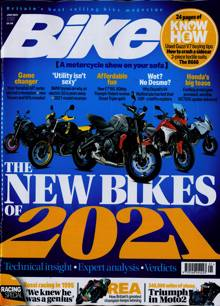 Bike Monthly Magazine JAN 21 Order Online