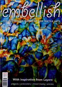 Embellish Magazine 43 Order Online