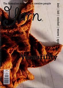 Yarn Magazine Issue 59