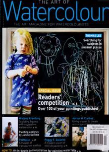 Art Of Watercolour Magazine NO 40 Order Online