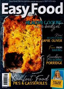 Easy Food Magazine Issue JAN 21