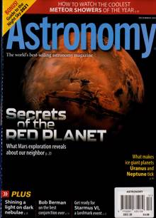 Astronomy Magazine DEC 20 Order Online