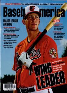 Baseball America Magazine 11 Order Online