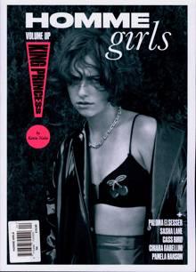 Homme Girls Magazine 04 Order Online