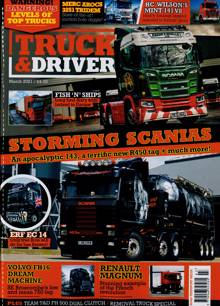 Truck And Driver Magazine MAR 21 Order Online