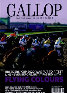 Gallop Magazine Magazine Issue NO 4