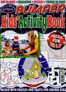 Eclipse Bump Kids Act Book Magazine NO 4 Order Online