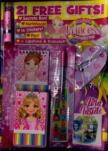 Rainbow Princess Colouring Magazine NO 36 Order Online