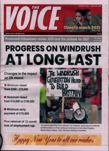 Voice Magazine Issue JAN 21