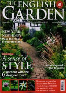 English Garden Magazine JAN 21 Order Online
