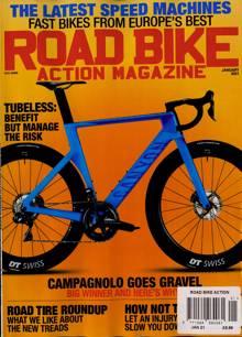 Road Bike Action Magazine Magazine Issue JAN 21
