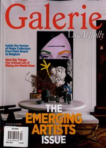 Galerie Magazine Issue WINTER