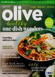 Olive Magazine Issue JAN 21