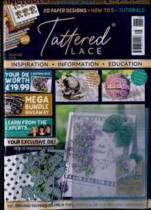 Tattered Lace Magazine NO 86 Order Online