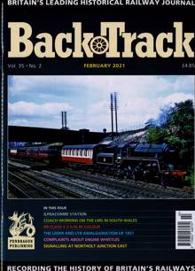 Backtrack Magazine Issue FEB 21