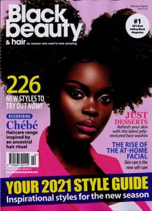 Black Beauty & Hair Magazine FEB-MAR Order Online