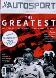 Autosport 70Th Anniversary Magazine 2020 Order Online
