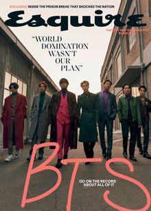 Esquire Usa Magazine WINTER 2020 BTS Order Online