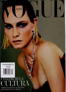 Vogue Spanish Magazine Issue NO 393