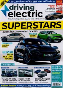 Driving Electric Magazine Issue NO 10