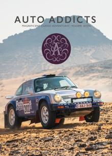 Auto Addicts Magazine NO 7 Order Online