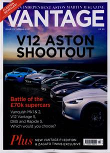 Vantage Magazine Issue SPRING