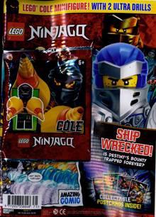 Lego Ninjago Magazine Issue NO 71