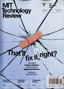 Technology Review Magazine Issue 11