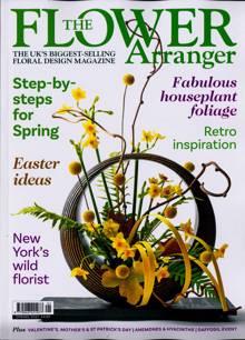 The Flower Arranger Magazine SPRING Order Online