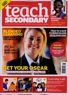 Teach Secondary Magazine Issue VOL10/1