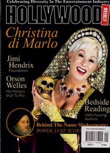 Hollywood Weekly Magazine JAN 21 Order Online