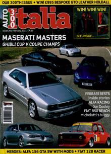 Auto Italia Magazine Issue NO 300