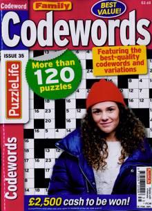 Family Codewords Magazine Issue NO 35