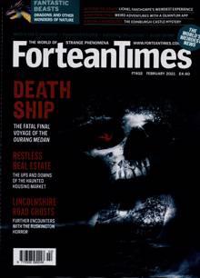 Fortean Times Magazine Issue FEB 21