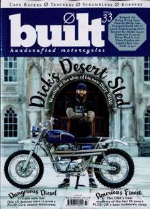 Built Magazine NO 33 Order Online