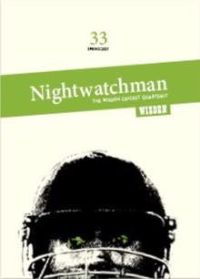 Nightwatchman Magazine Issue 33 Order Online